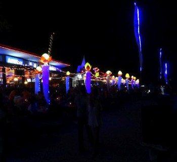 Ark Bar on Chaweng Beach on Koh Samui, Thailand