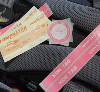 Lomprayah Tickets and things