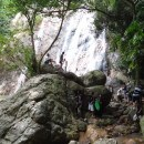 The very beautiful Namuang waterfall