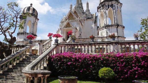 temple 2 Phra Nakhon Khiri Phetchaburi