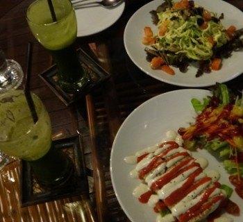 Rasayana Raw Food Restaurant in Bangkok, Thailand