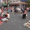 Chiang Mai's Sunday Walking Street Market - Early In The Afternoon