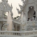 Wat Rong Khun - The White Temple in Chiang Rai