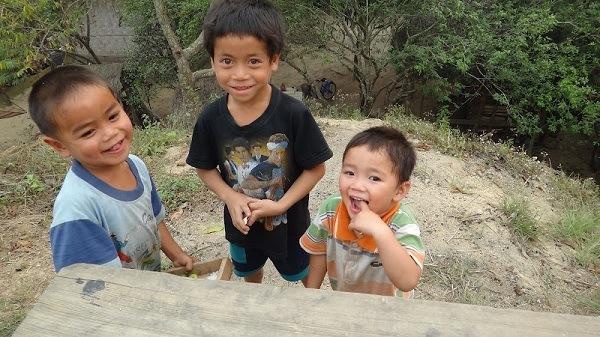 Vieng Thong - Adorable Cheeky Boys