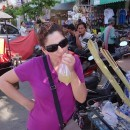 Living in Siem Reap, Cambodia is thirsty work...