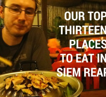 Our Top Thirteen Places To Eat In Siem Reap