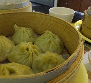 Green Tea Dumplings