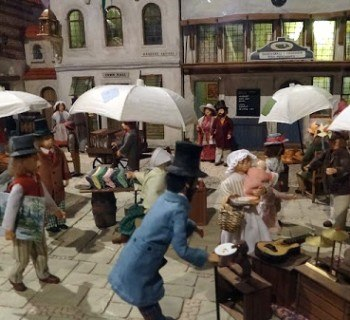 Tiny Old Time Life - Miniatures Museum Of Taiwan