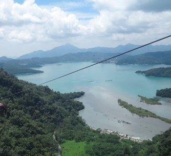 Sun Moon Lake Ropeway - Sun Moon Lake