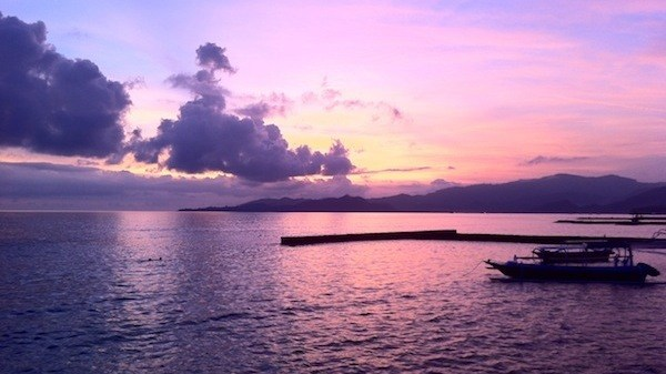 Candidasa Sunset