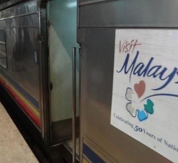 Visit Malaysia Train