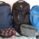 Our Bags - Asia 2013