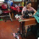 Our Chiang Mai Seamstress