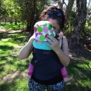 HugaBub Organic Cotton Lightweight Baby Carrier Review