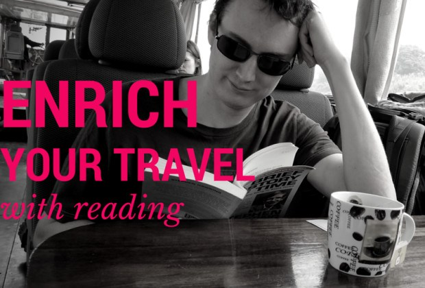 Enrich Your Travel With Reading Middle