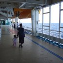 Zoe Tanya lower open deck Explorer of the Seas