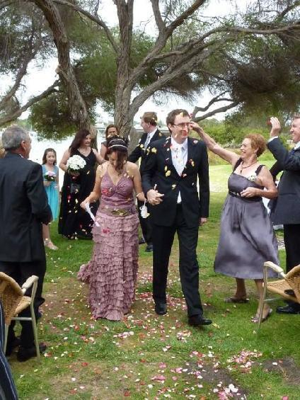 Tanya And Andrew Get Married