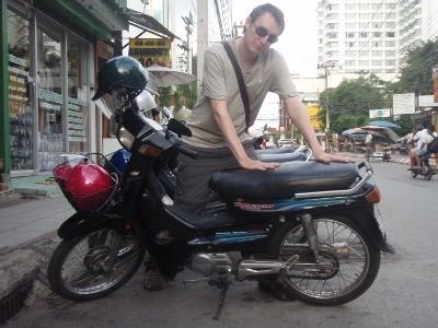 """our new bike """"black thunder"""""""