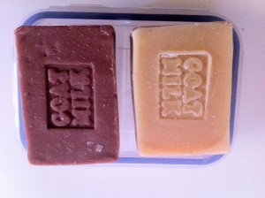 hair shampoo and hair conditioner bars