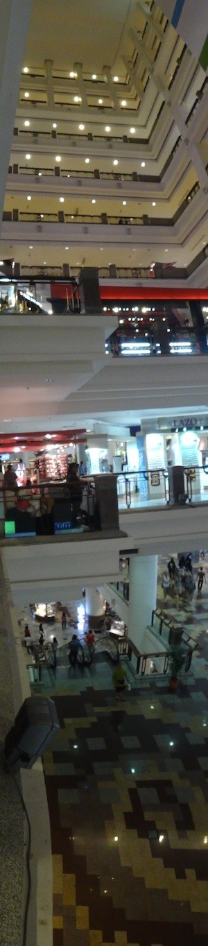 Berjaya Times Square Shopping Center