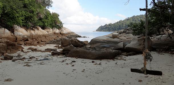 Going Snorkeling On Pulau Pangkor