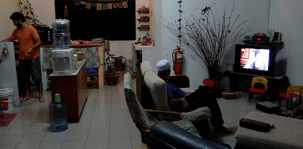 Old Town Guesthouse Melaka (Malacca) Review