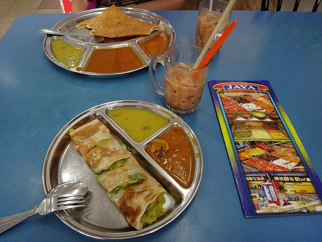 delicious indian food in malaysia