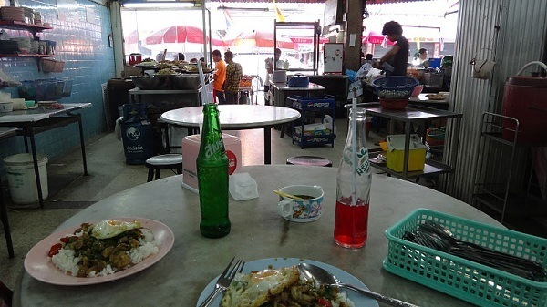 Hat Yai In Southern Thailand