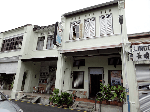Red Inn Heritage Penang review