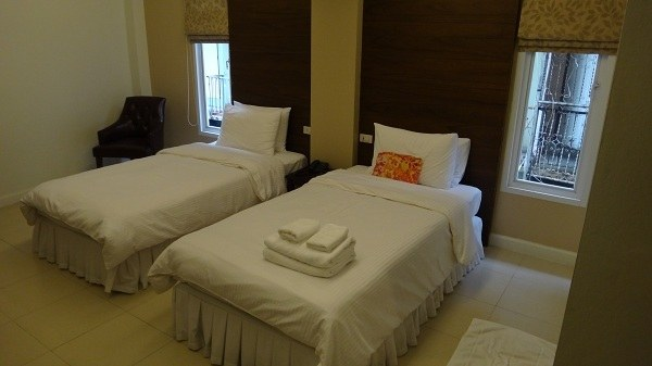 Bangkok Chinatown Hotel – Baan Udom Review and Directions