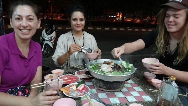 Thai BBQ – All You Can Eat BBQ Meat For 99 Baht