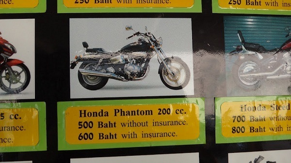 Chiang Mai Motorbike Rental - Magic Travel Blog