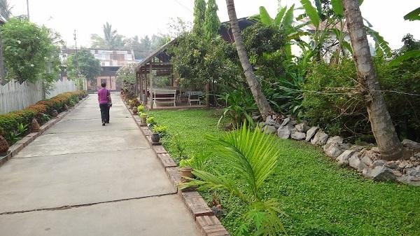 Luang Prabang Accommodation – Villa Suan Maak Review