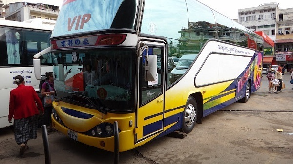 How To Get From Phnom Penh To Sihanoukville Easily