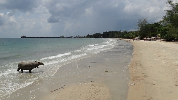 The Beaches of Sihanoukville