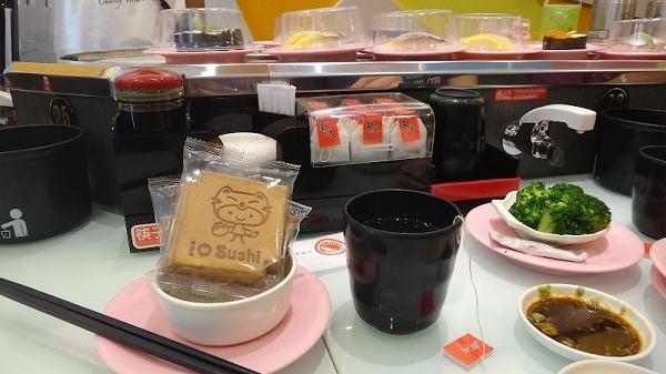 I Heart Sushi At Sushi Express, Taipei