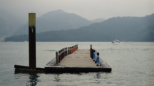 Sun Moon Lake Bridge