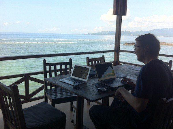 Candidasa Work Space