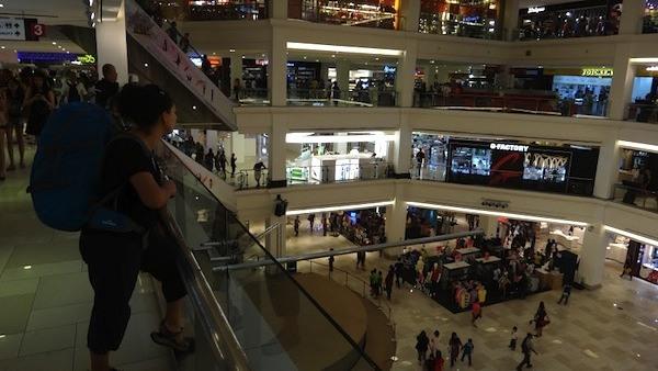 A Shopping Centre In Johor Bahru Malaysia
