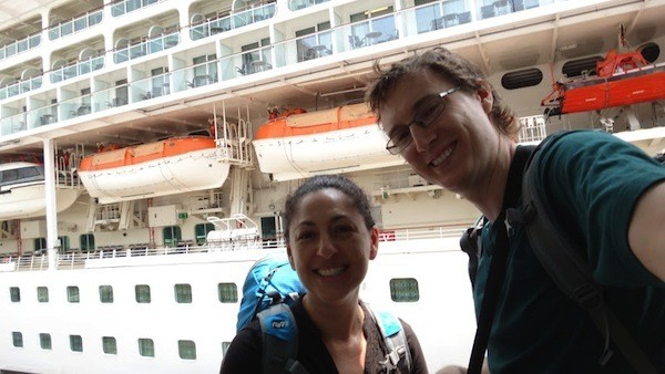 Royal Caribbean – Legends Of The Sea Cruise – Day 1