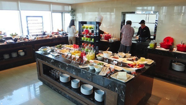 Amari Watergate Breakfast Buffet (Only Part Of It)