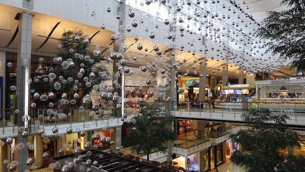 Central World Shopping Centre In Bangkok