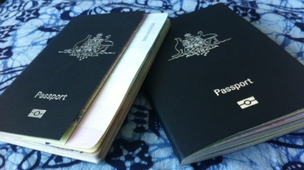 Renewing My Australian Passport In Singapore