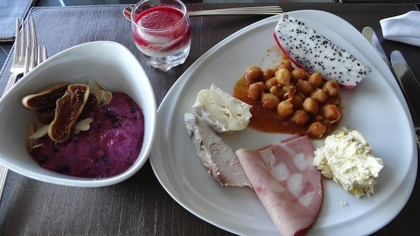 Tanya's Delicious Breakfast At The Amari Watergate