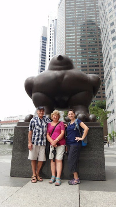 The Folks In Singapore