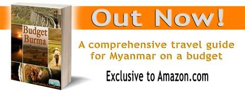 Budget Burma Out Now