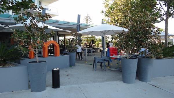 M On The Point Bar And Restaurant - The Sebel Mandurah
