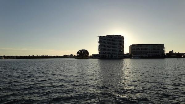 The Sebel Mandurah Sunset