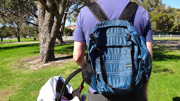 Boken Everday Diaper Bag