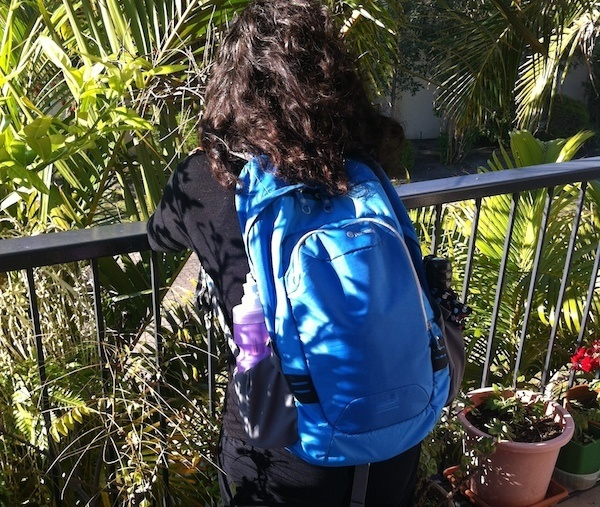 Pacsafe Nappy Diaper Backpack